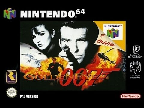 GoldenEye 007 (N64/1997) | 20 Jahre Nintendo 64 | Happy Birthday N64