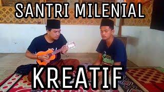 Shalawat- ukulele SUARA MERDU SANTRI MILENIAL