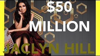 JACLYN HILL $50 MILLION BIRTHDAY AIRBNB MANSION