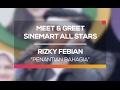 Rizky Febian - Penantian Berharga (Meet and Greet Sinemart All Stars)