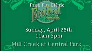 Wellness & Healthy Activities Festival at Mill Creek