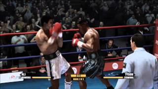 Fight Night Champion: Demo and First Thoughts