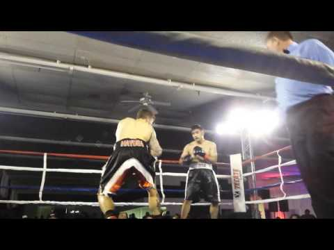 Josh Hayden vs. Moses Marmolejo 1