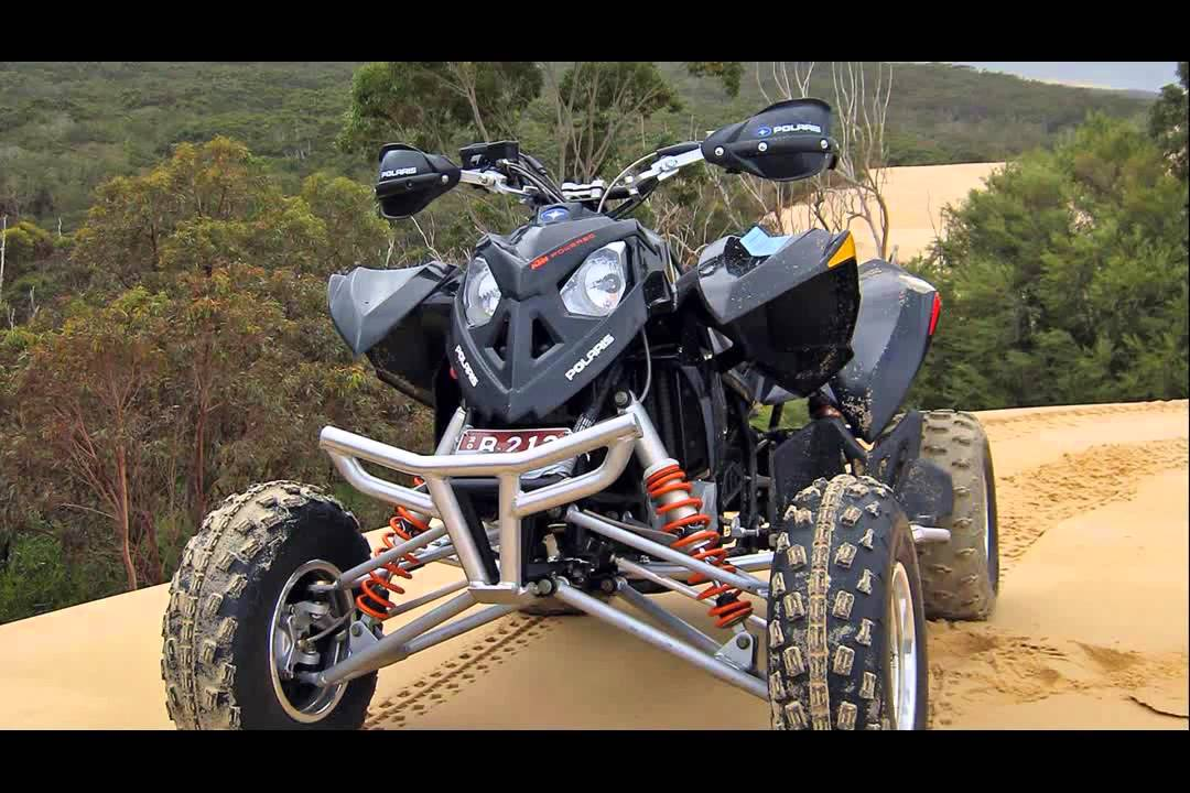 Polaris Outlaw 525 >> polaris outlaw 525 - YouTube