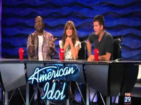 American Idol contestant embarrasses Simon Cowell