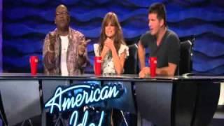 American Idol contestant embarrasses Simon Cowell