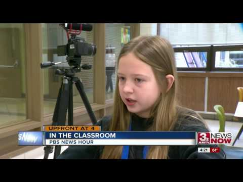 In the Classroom-PBS News