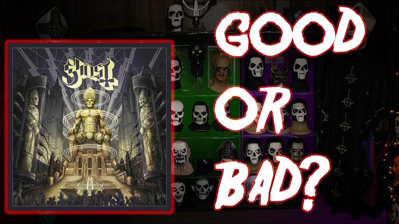 b22936852e7 GHOST CEREMONY AND DEVOTION ALBUM REVIEW - YouTube