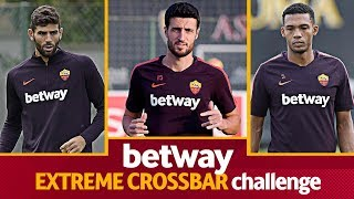 Download Video Betway Extreme Crossbar Challenge: Fazio vs Marcano vs Juan Jesus! MP3 3GP MP4