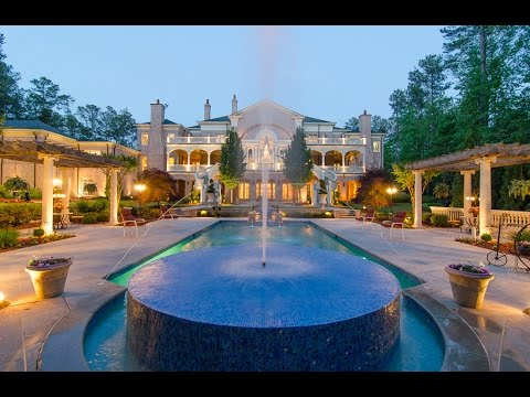 Estate of Grace - Luxury Mansion in Atlanta GA - 11235 Stroup Road