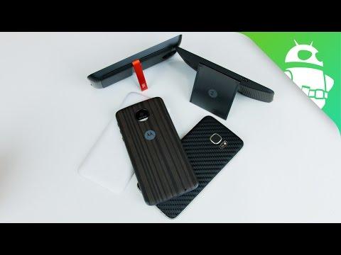 Motorola Moto Z / Force vs Samsung Galaxy S7 / Edge