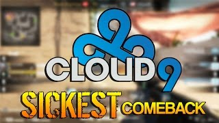 CS:GO - Cloud9 SICKEST Comeback! (Esl One)