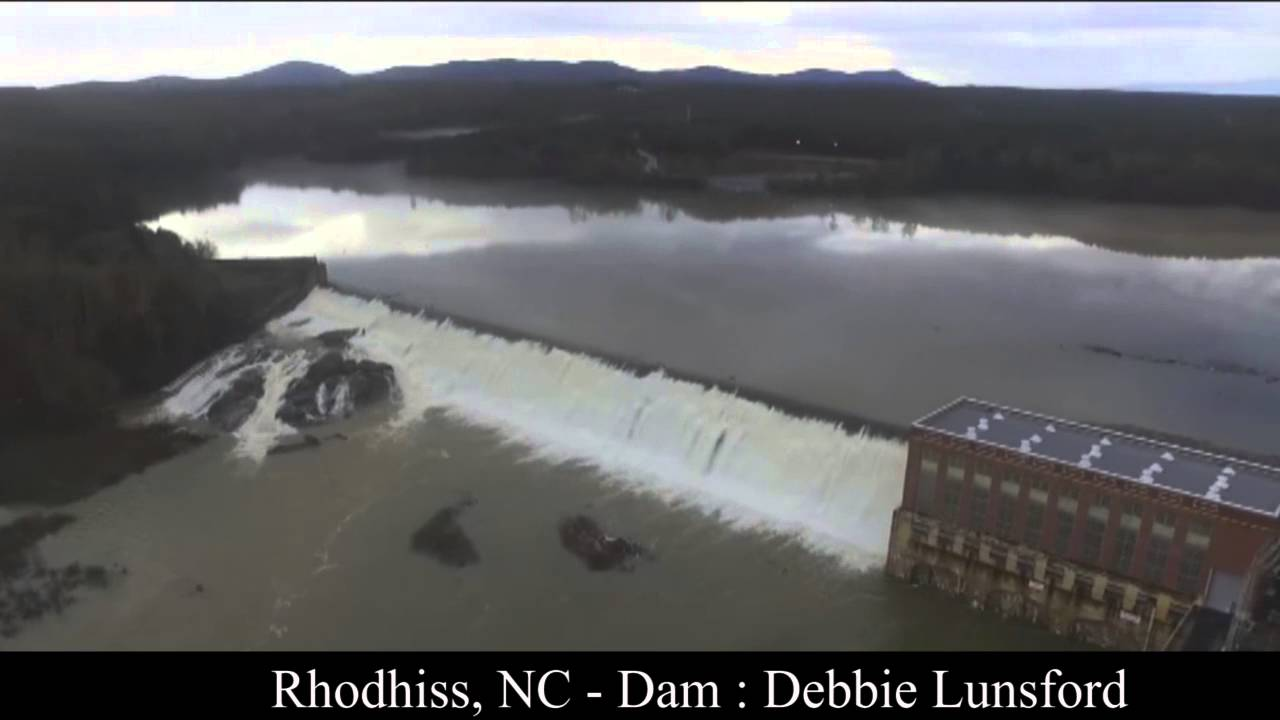 Bsl Dam North Carolina