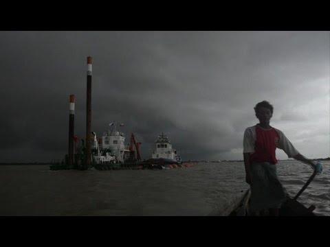 Birmanie: des plongeurs auraient découvert une cloche légendaire