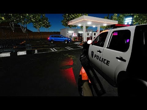 Police Enforcement VR : 1-King-27 Game