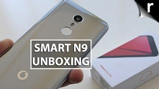 Vodafone Smart N9 Unboxing & Tour | £109, bargain!