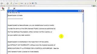 شرح Super Copier لتسريع نقل الملفات