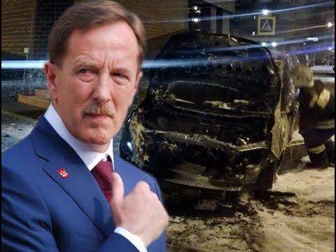 Машины горят, а воронежский губернатор собирает бал – ТОПка #1