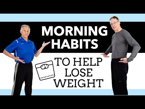 8 Morning Habits That Help You Lose Weight + Giveaway!