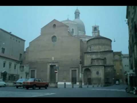 a walk in Padua  una passeggiata a Padova