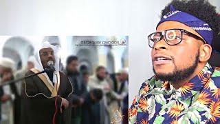 Yasser Al-Dosari make all prayers crying at tunisia .. -الشيخ ياسر الدوسري -وجاءت سكرة الموت بالحق