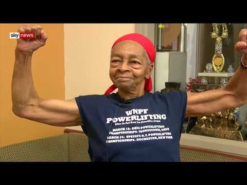 The Wake Up Show - Clown Of The Sound: Man Tries To Rob 82-Year-Old Woman Bodybuilder