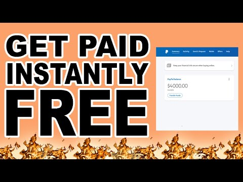 MAKE FREE PayPal Money RIGHT NOW $4,000+   🔥💰🤑 Make Money Online 2021