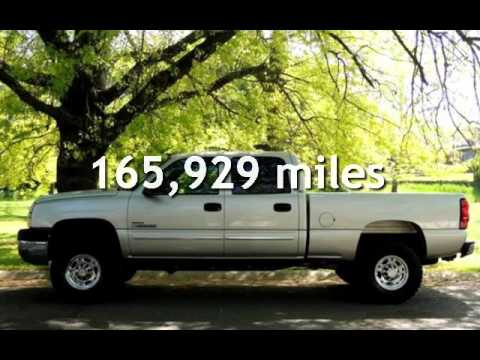 2005 chevrolet silverado 2500 diesel truck 6 6l duramax for Zoom motors sacramento ca