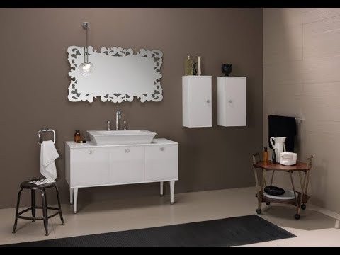 Art Deco Bathroom Vanity