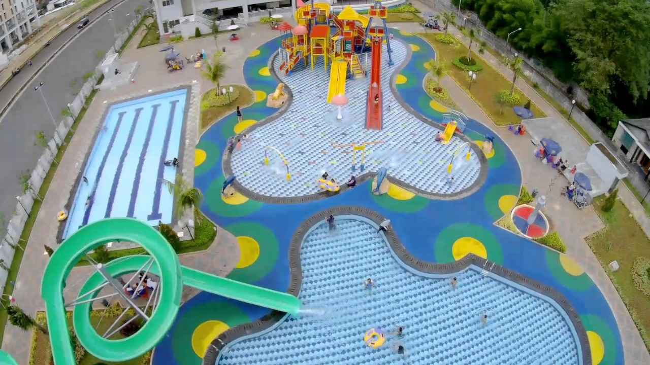 Green Lake View Waterpark Cimanggis Depok