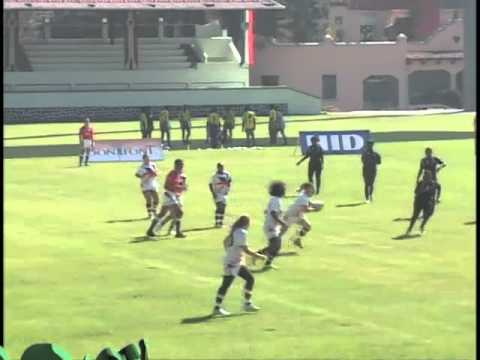 Women's 2014 NACRA 7s - St Lucia v Cayman Islands