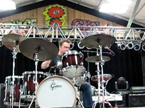 Stanton Moore Drum Clinic at High Sierra
