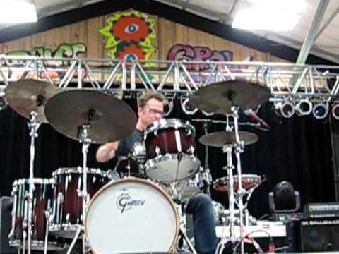 Stanton Moore Drum Clinic at High Sierra