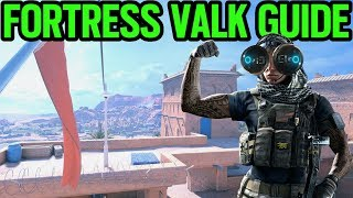 Fortress Valkyrie Camera Guide - Rainbow Six Siege
