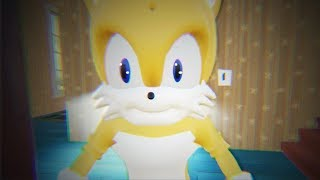 MY NEW NEIGHBOR IS TAILS - Hello Neighbor Act 3
