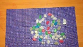 Светящиеся камни для декорации садовых дорожек(Пластиковые камни со светящимся эффектом для декорирования клумб, садовых дорожек. Ссылка на Banggod https://ad.admita..., 2016-04-02T19:14:21.000Z)