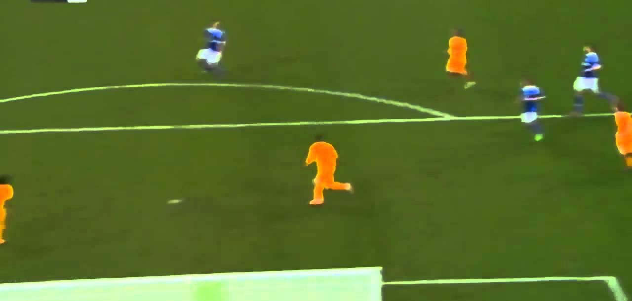 Download Magnifique but de Huntelaar face au Real Madrid