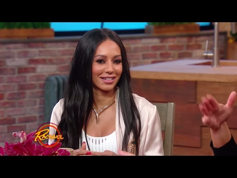 """Mel B Talks About What It's Like To Speak With An American Accent For """"Chicago"""""""