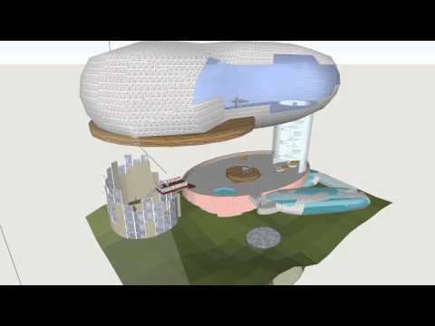 ARCH1101 2013 Model Animation 3