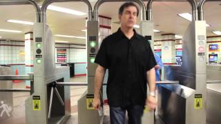 Voice of the CTA Lee Crooks Meets Chicagoans Who Hear His Voice Everyday