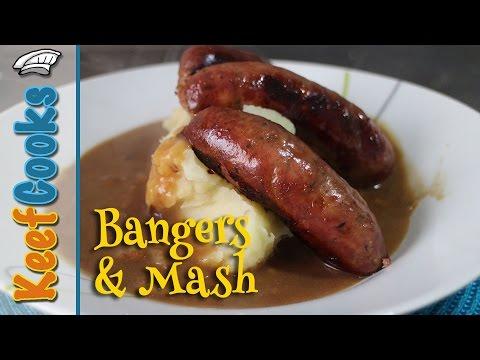 Bangers and Mash Video Recipe