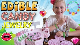DIY Edible Gummy Jewelry!