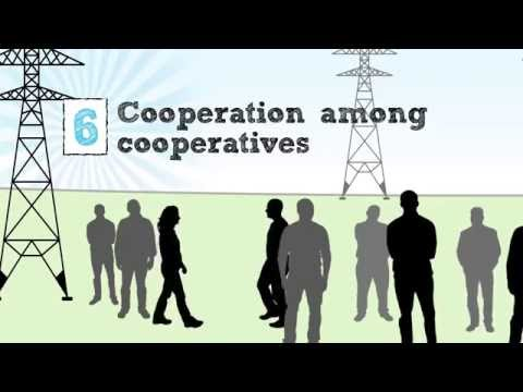 The Cooperative Business Model — The Seven Cooperative Principles