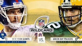2017 NFL Playoffs Wild Card Round Predictions and Picks - Giants at Packers, Lions at Seahawks, More