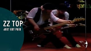 ZZ Top - Just Got Paid (From