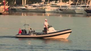 A600 Super Yacht Tender