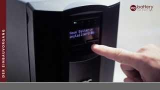 Akku passend für APC Smart UPS ersetzt APC RBC7 Akku(RBC7 Einbauvideo. So einfach funktioniert der Einbau eines RBC7 in eine APC Smart UPS 1400/1500 und eine APC Smart UPS XL 700/750/1000 APC USV ..., 2014-11-28T08:28:50.000Z)