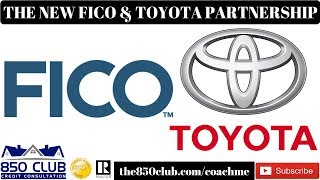 How The New Toyota & FICO Partnership Will Change Auto Loans In 2019 - My Economy, APR, Car Buying