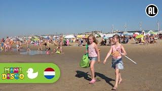 In De Zomer | OP HET STRAND | Kinderliedjes | Peuterliedjes | Kleuterliedjes | Minidisco