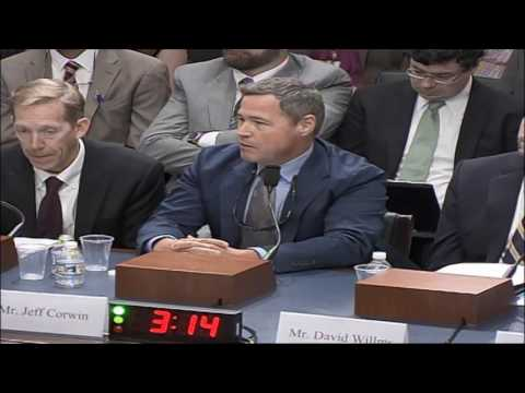 Jeff Corwin Testimony on the Endangered Species Act Highlights July 19 2017